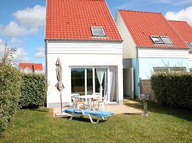 Tuin  Vakantiehuis 93108 Wimereux