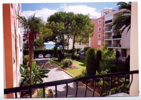 Uitzicht vanaf het balkon  Appartement 81034 Roquebrune Cap Martin