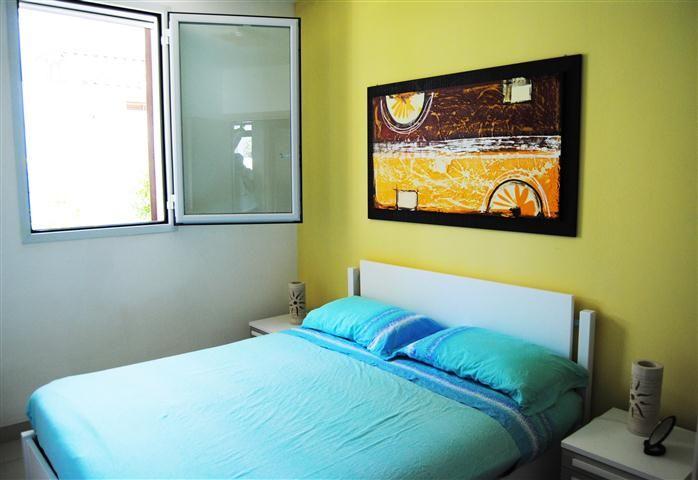 slaapkamer 1  Villa 78071 San Foca