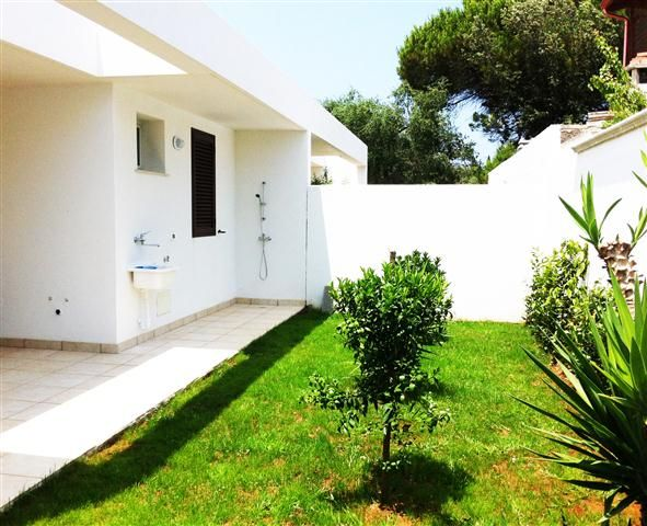 Tuin  Villa 78071 San Foca