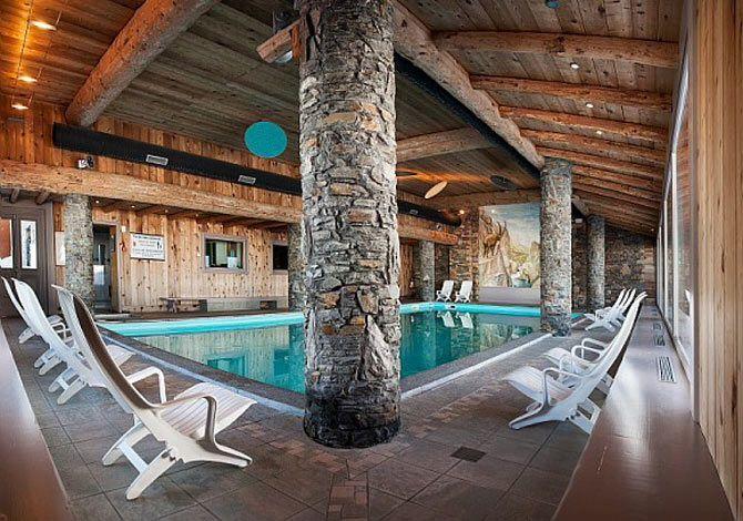 Zwembad  Appartement 80286 La Plagne