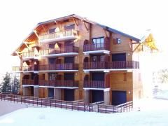 Het aanzicht van de woning  Appartement 1553 La joue du Loup