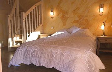 slaapkamer 1  Chalet 16141 Châtel