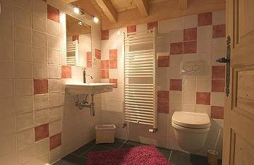 badkamer 2  Chalet 16141 Châtel
