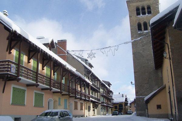Het aanzicht van de woning  Huis 16964 Montgenevre