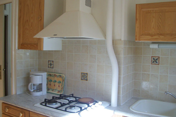 Gesloten keuken  Huis 16964 Montgenevre