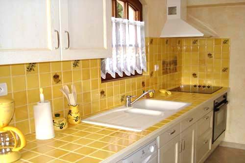 Gesloten keuken  Appartement 19057 Nice