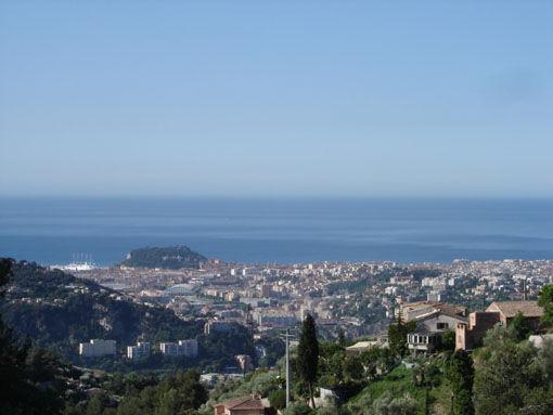 Uitzicht vanaf de woning  Appartement 19057 Nice