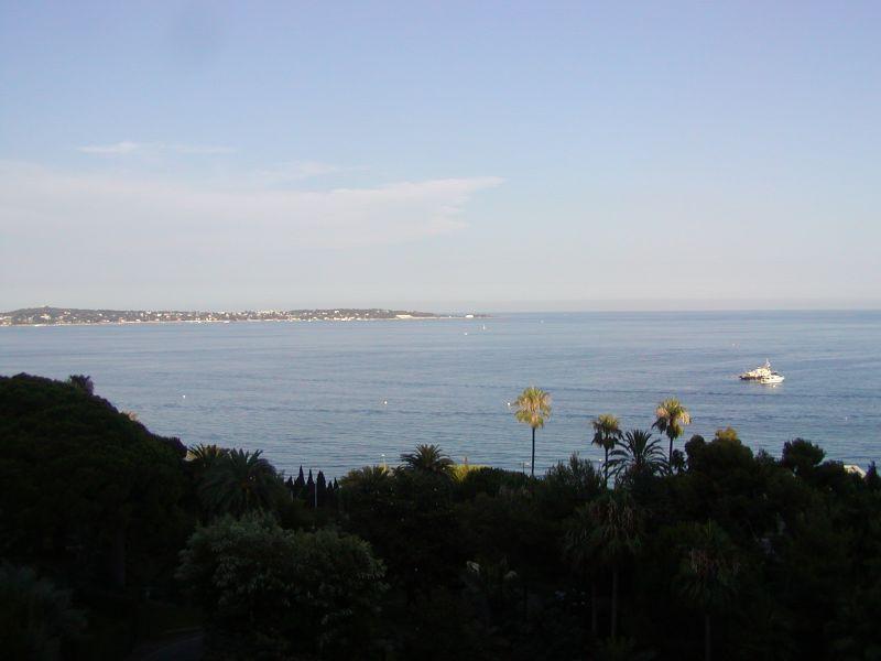 Uitzicht vanaf het terras  Appartement 24962 Cannes