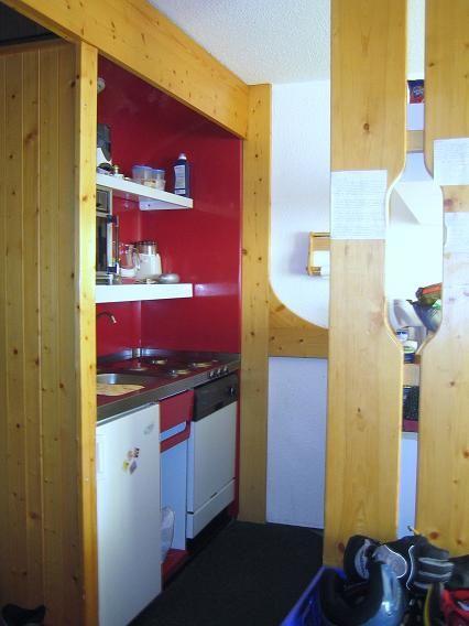 Open keuken  Appartement 28016 Les Arcs