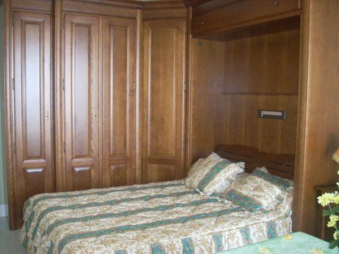slaapkamer 1  Studio 28371 Nice
