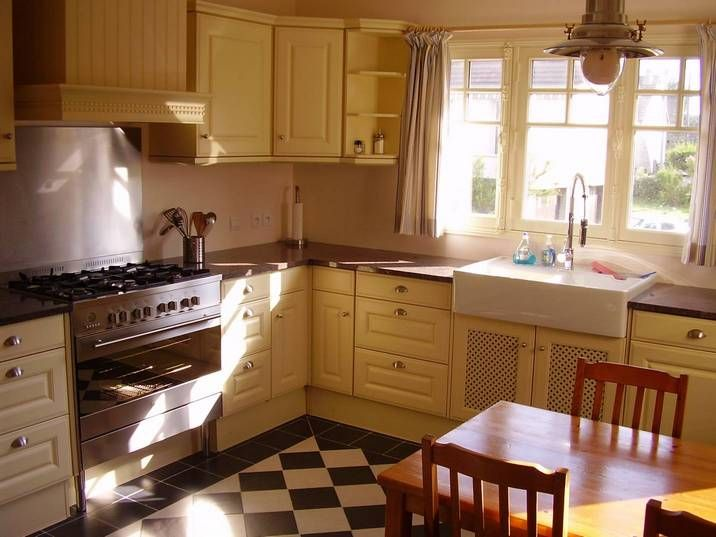 Gesloten keuken  Villa 30390