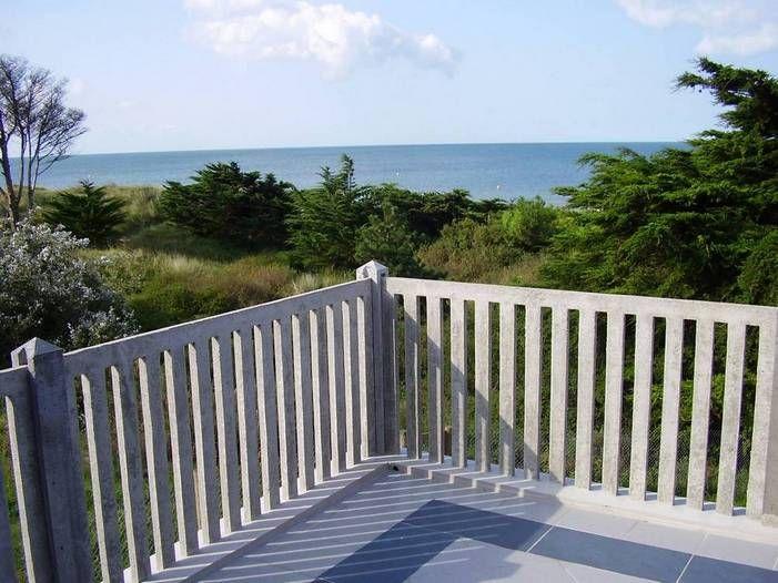 Uitzicht vanaf het balkon  Villa 30390