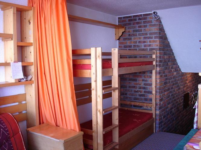 slaapkamer  Studio 39459 Les Menuires