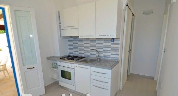 Gesloten keuken  Huis 45348 Pescoluse