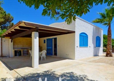 Het aanzicht van de woning  Huis 45348 Pescoluse