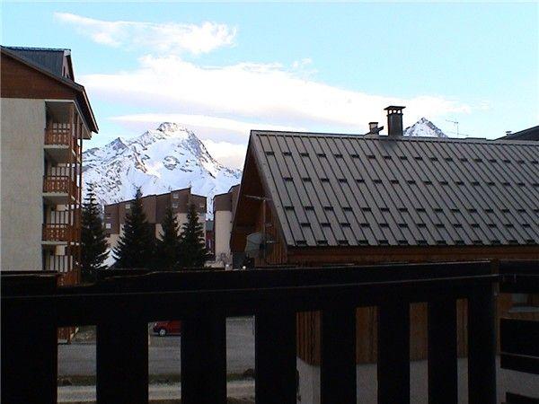 Terras  Appartement 49434 Les 2 Alpes
