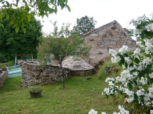 Het aanzicht van de woning  Vakantiehuis 51135 Saint-Cirq-Lapopie