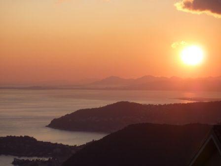 Uitzicht vanaf de woning  Villa 5424 Monaco
