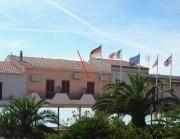 Het aanzicht van de woning  Studio 55748 Isola Rossa