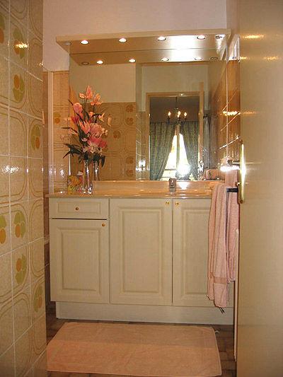 badkamer  Appartement 5623 Saint Raphael