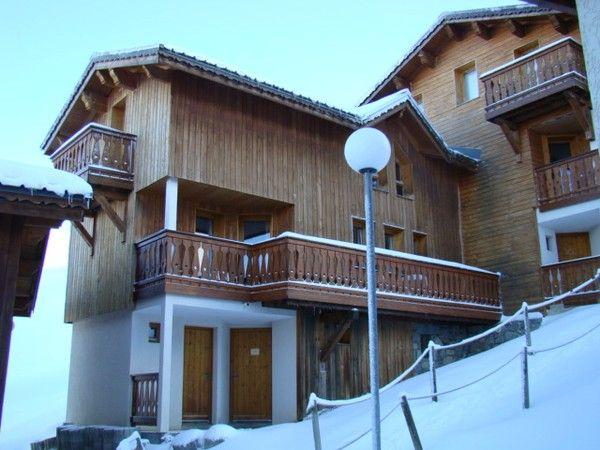 Het aanzicht van de woning  Chalet 58607 La Plagne