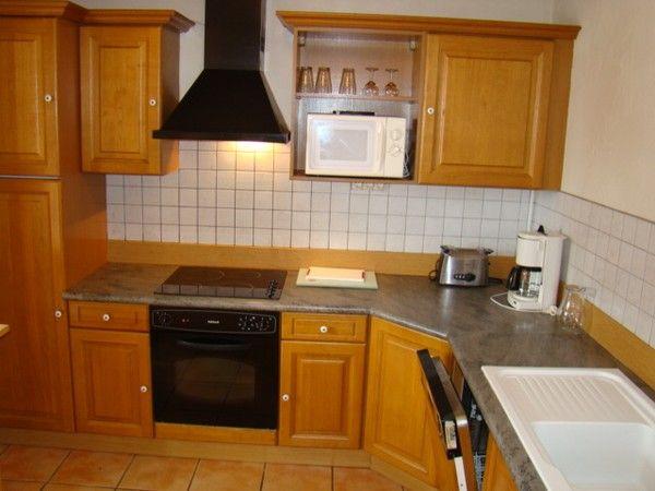 Keukenhoek  Chalet 58607 La Plagne