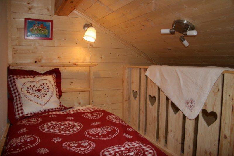 slaapkamer 3  Appartement 59034 Saint Gervais Mont-Blanc