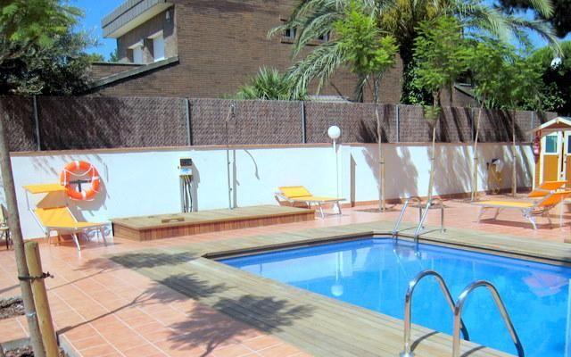 Zwembad  Appartement 59696 Casteldefels