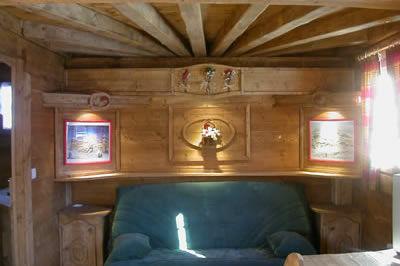 Chalet 649 Chamonix Mont-Blanc