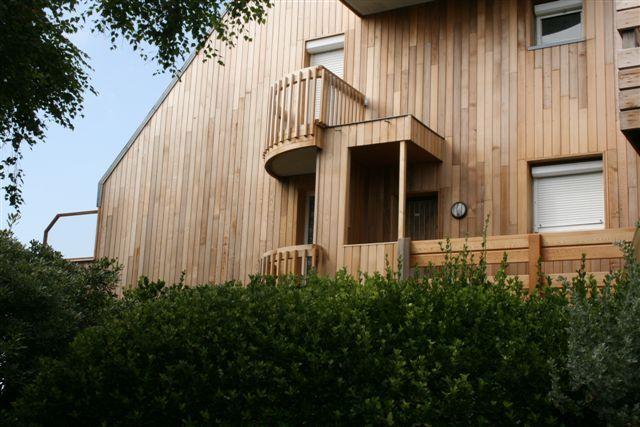 Het aanzicht van de woning  Appartement 7060 La Rochelle