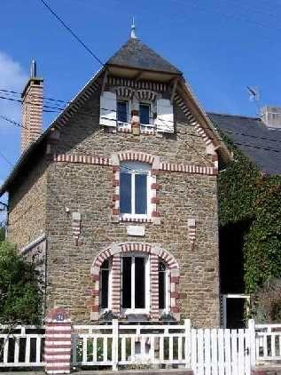 Het aanzicht van de woning  Huis 7524 Dinard