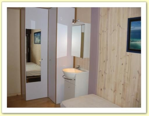 slaapkamer  Appartement 9556 De Panne