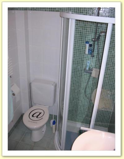 badkamer  Appartement 9556 De Panne