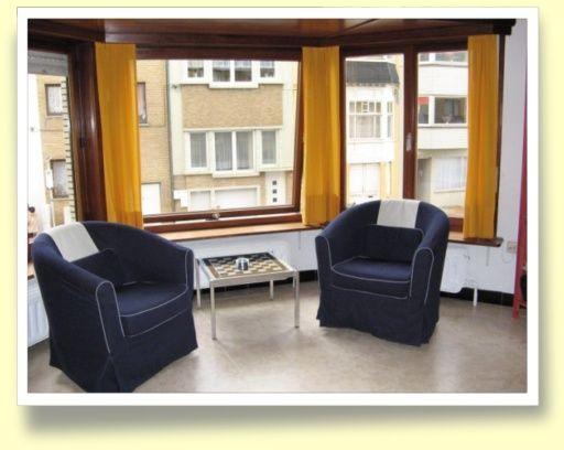 Woonkamer  Appartement 9558 De Panne