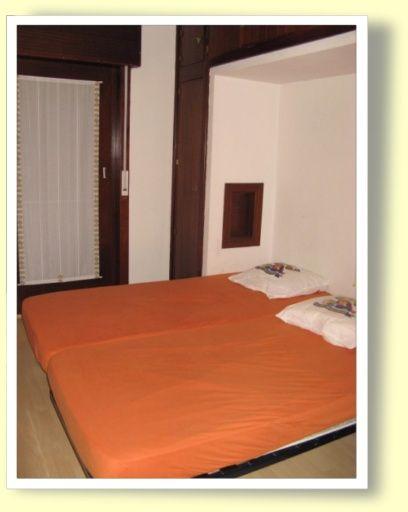 slaapkamer  Appartement 9558 De Panne