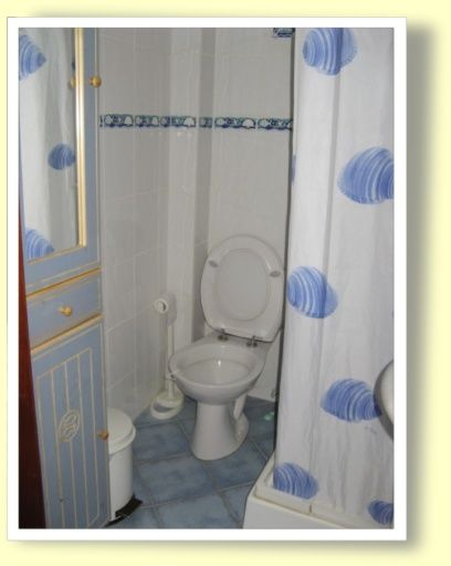 badkamer  Appartement 9558 De Panne