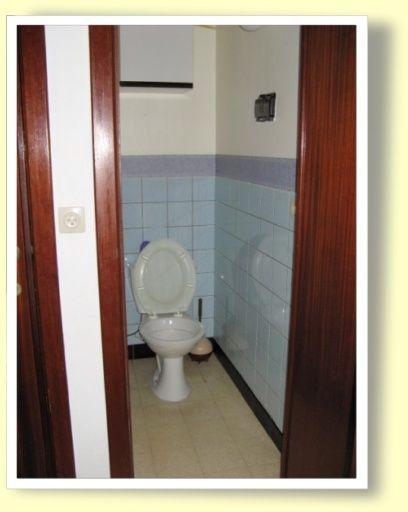Apart toilet  Appartement 9558 De Panne