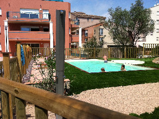 Zwembad  Appartement 82380 Porto Vecchio