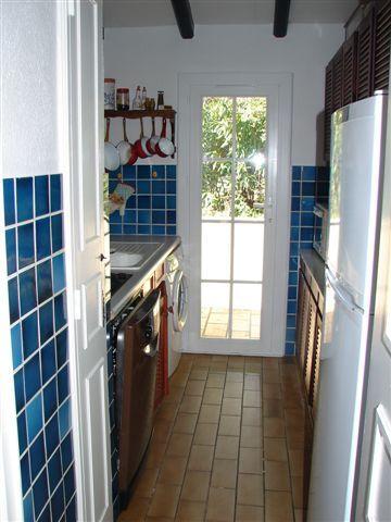 Gesloten keuken  Huis 93909 Saint Tropez