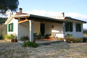 Het aanzicht van de woning  Huis 78172 Cala Gonone