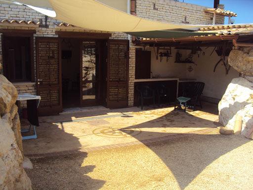 Het aanzicht van de woning  Appartement 80627 Scopello