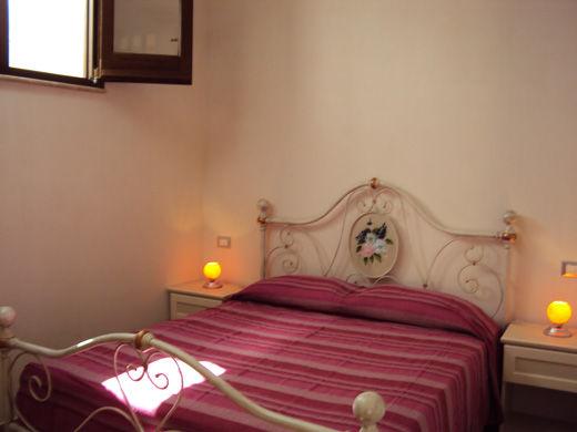 slaapkamer 1  Appartement 80627 Scopello