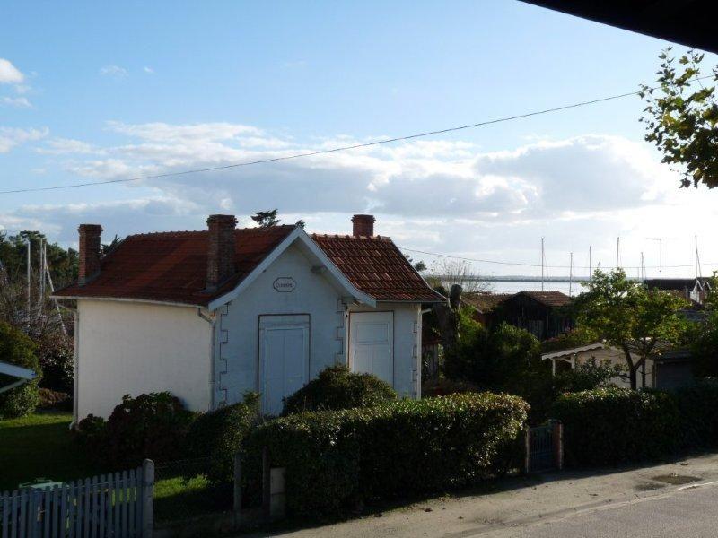 Uitzicht vanaf de woning  Vakantiehuis 80951 Andernos les Bains