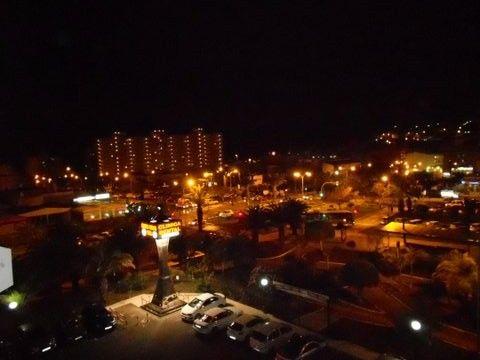 Uitzicht vanaf het terras  Appartement 88879 Los Cristianos