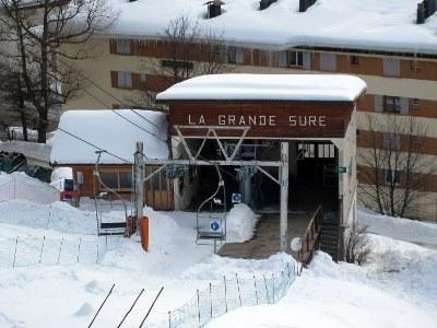 Overig uitzicht  Appartement 64 Alpe d'Huez