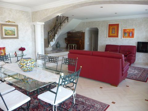 Woonkamer  Villa 85005 Sainte Maxime