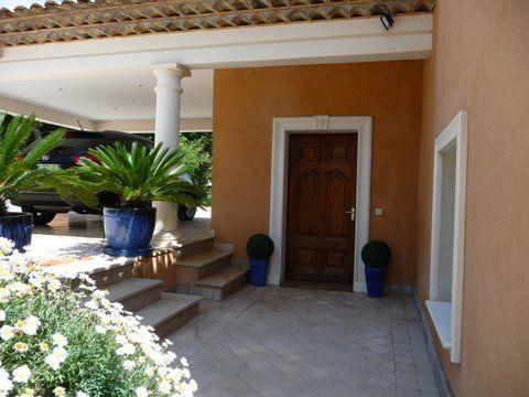 Ingang  Villa 85005 Sainte Maxime