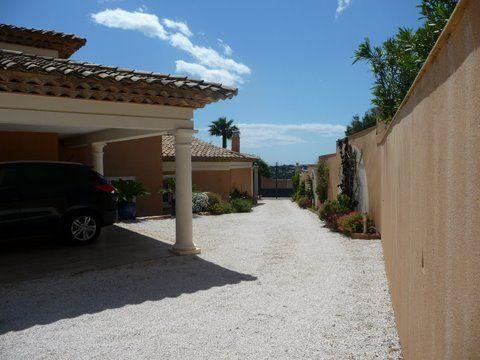 Parkeerplaats  Villa 85005 Sainte Maxime