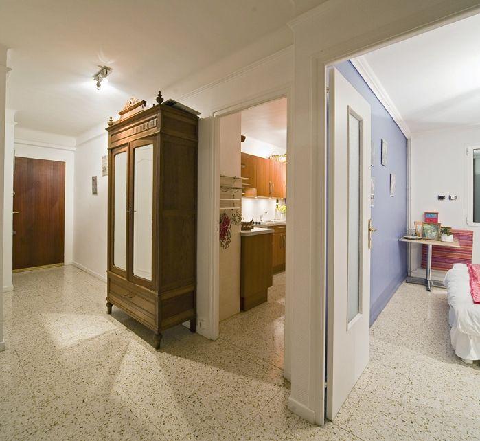 Ingang  Appartement 77050 Menton